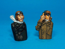 British Pilots (2 pcs) Knights of the Skies Collection