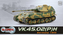 VK 45.02(P) B German Army, Germany, 1945