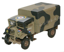 CMP Truck - 1st Canadian Infantry Division, Italy, 1944