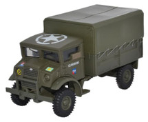 CMP Truck - 3rd Canadian Infantry Division, Northwest Europe, 1945