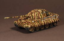 Sd.Kfz.182 King Tiger Diecast Model, German Army, #324, Mailly-le-Camp, France