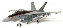 "F/A-18F Super Hornet, U.S. Navy VFA-41 ""Black Aces"" Squadron"