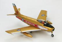 Sabre Mk 5 RCAF Golden Hawks, CFB Chatham, Canada, 1959