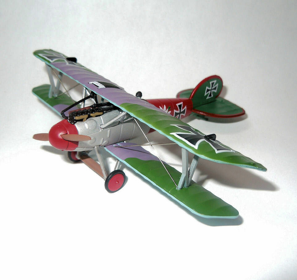 Amercom 1//72 D.VII Ernst Udet Luftstreitkrafte JG 1 Flying Circus