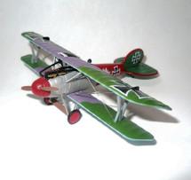 D.V Luftstreitkrafte Jasta 5, Paul Baeumer, 1917