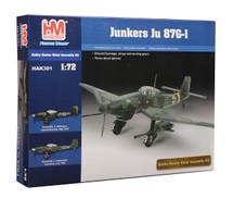 Ju 87G-1 Stuka (Kit) - 10.(Pz)/SG 2, Luftwaffe (3 decal options)