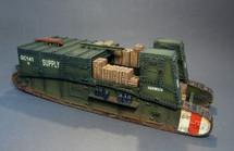 British Gun Carrier Mark I - Supply Tank - 1st Gun-Carrier Company