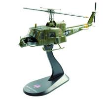 """UH-1B """"Heavy Hog"""" 128th AHC """"Gunslingers,"""" U.S. Army, 1968"""