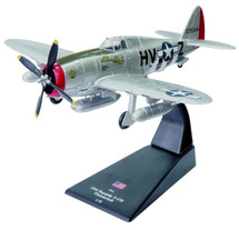 "P-47D Thunderbolt Capt. Witold ""Lanny"" Lanowski"