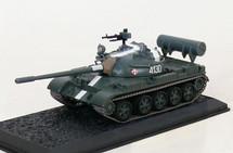 T-55A Polish Army, Prague, Czechoslovakia, 1968