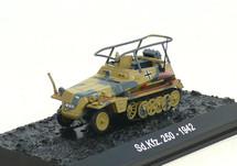 "Sd.Kfz.250/5 ""Greif"" Field Marshal Erwin Rommel Command Car, Afrika Korps, 1942"
