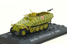 """Sd.Kfz.251/10 Ausf.D 5th SS Panzer Division """"Wiking,"""" Waffen-SS"""
