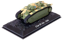 """Char B1 bis """"Bourrasque,"""" French Army, Battle of France, Spring 1940"""