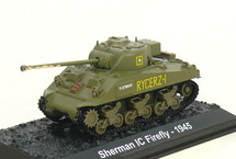 Sherman IC Firefly 2nd Squadron, 1st Krechowiecki Lancers, 2nd Armoured Brigade