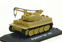 Bergepanzer Tiger German Army, Italy, 1943