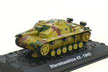 Sd.Kfz.142/2 Sturmhaubitze 42 Ausf.G German Army, Battle of the Bulge, 1945