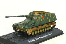 """Sd.Kfz.164 Nashorn """"Red Heart,"""" 3./s.H.Pz.Jg.Abt 88"""