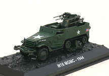 M16 Multiple Gun Motor Carriage U.S. Army, 1944