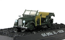 Mercedes-Benz Kfz.2 G5 German Army, 1938