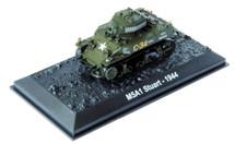 "M5A1 Stuart ""Carol,"" 3rd Battalion, 33rd Armored Regiment"