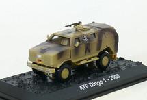 ATF Dingo 1 German Bundeswehr, Afghanistan, 2008