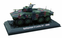 Spaehpanzer 2 Luchs A1 German Bundeswehr, 2000