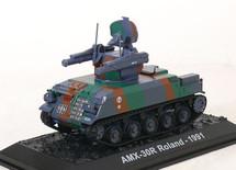 AMX-30R Roland 57th Anti-Aircraft Artillery Regiment, French Army, 1991