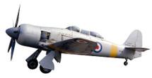 Sea Fury T.Mk 20 RNFAA No.1832 NAS, VZ345, RNAS Culham, 1950s