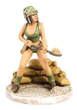 """US Marines """"Dig `er"""" Figure"""