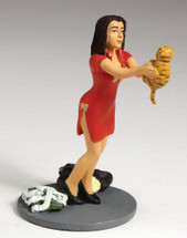 Flying Tigress Figure