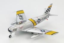 """F-86F-30 Sabre - """"Beauteous Butch II,"""" Joseph C. McConnell Jr."""