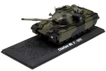 "Chieftain Mk.5 British Army ""Berlin Brigade,"" 1975"