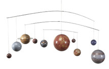 Mobile Solar System Authentic Models