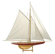 Sail Model Defender, 1895 Authentic Models