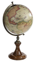 Mercator 1541, Classic Stand Authentic Models