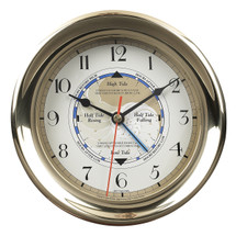 Captain's Time & Tide Clock Authentic Models