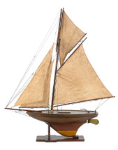 Victorian Pond Yacht Authentic Models