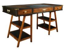 Navigator's Desk, Black Authentic Models