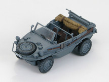 "Schwimmwagen Type 166 - ""WH-1381 549,"" Eastern Front, WWII"