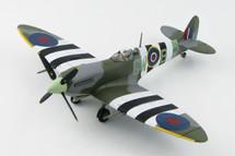 "Spitfire Mk.Ixc - ""MJ966,"" Chef Denys Boudard, 340 Squadron FAF"