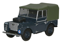 "Land Rover Series 1 80"" Canvas"