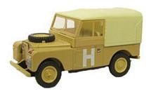 "Land Rover Series 1 88"" Canvas"