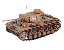 Sd.Kfz.141 Panzer III L German Army 16.InfDiv, Voronezh, USSR, 1942