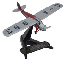 "DH.80 Puss Moth ""King's Flight, G-ABBS"""