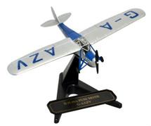 "DH.80 Puss Moth ""Jason II,"" Amy Johnson London-to-Tokyo Flight"