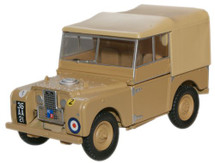 "Land Rover Series I, 80"" Canvas åä34th Light Anti-Aircraft Regiment"