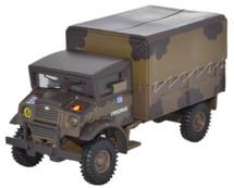 Bedford CMP (Candadian Military Pattern) Truck åä1st Canadian Army
