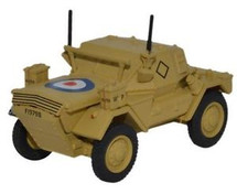 Dingo Scout Car British Army 2nd New Zealand Div