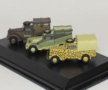 Austin Tilly 3-Piece World War II Set