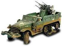 M16 Multiple Gun Motor Carriage CLEAN - U.S. Army Normandy, 1944